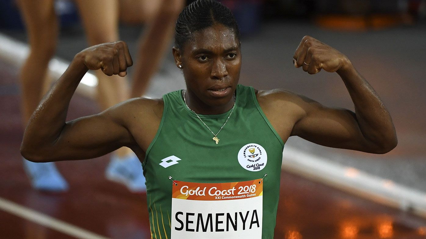 Semenya claims historic Games 800-1500 double