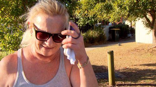 Sue Cochrane has denied stealing plants and garden ornaments from backyards across Brisbane.