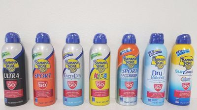 Banana Boat sunscreen faces potential class action