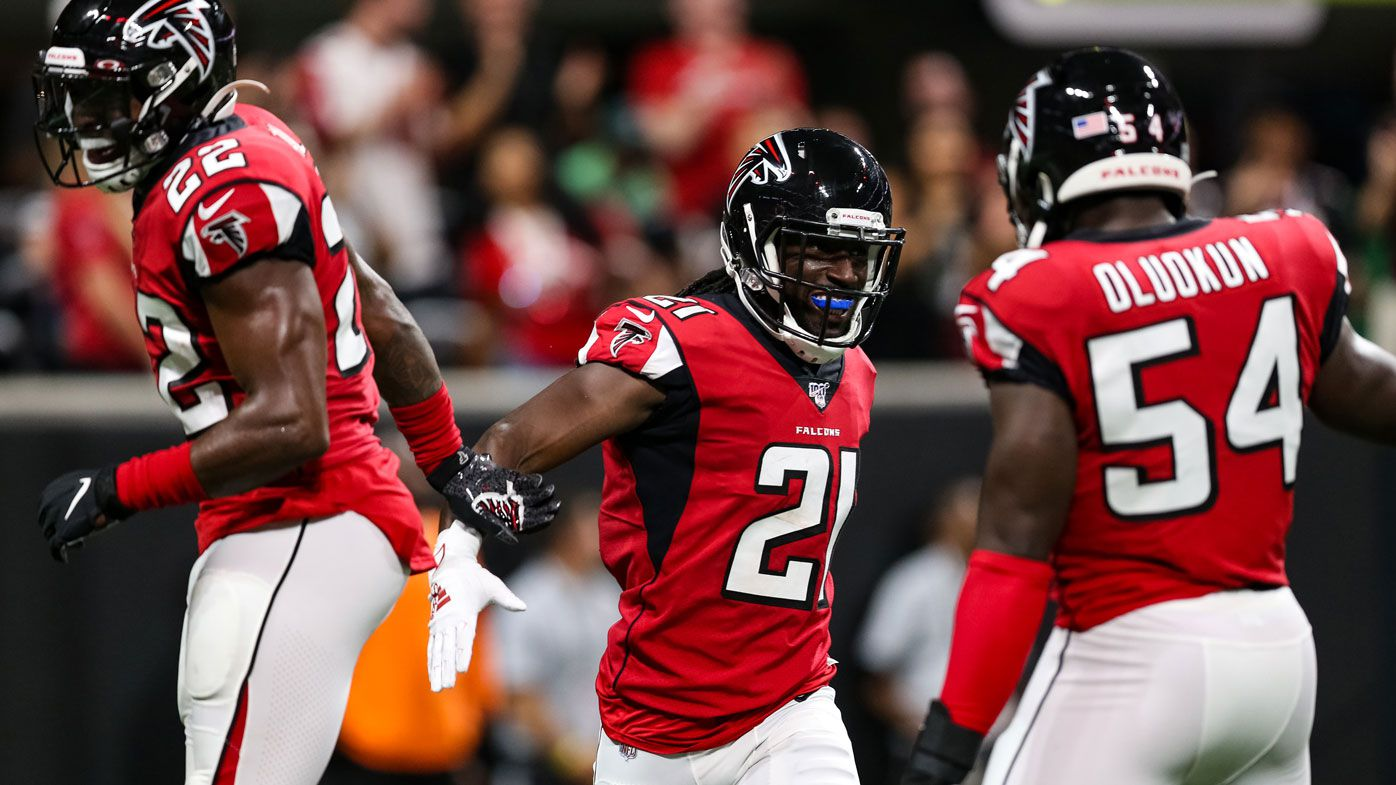 'Awful': Atlanta Falcons safety Keanu Neal penalised after suffering Achilles injury