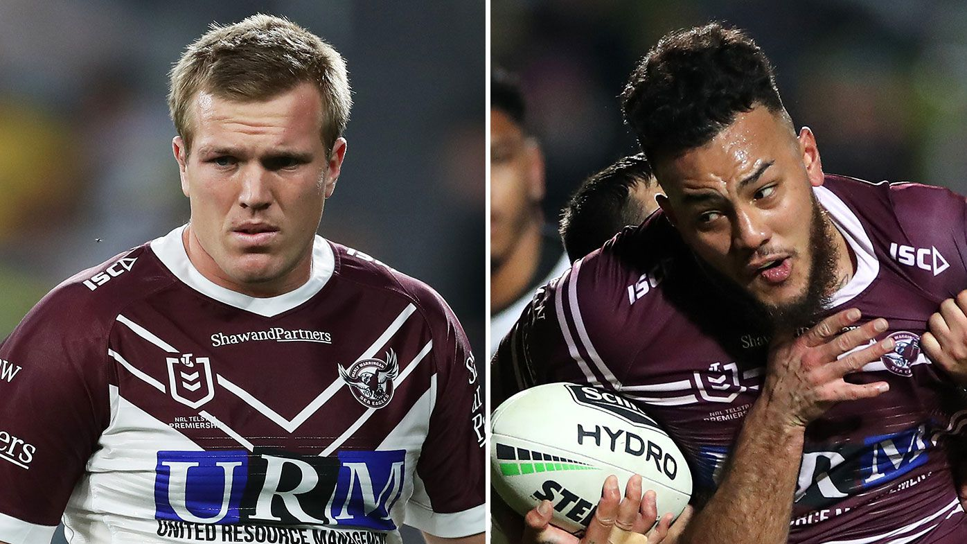 Manly Sea Eagles rocked with injury blow to Jake Trbojevic and Addin Fonua-Blake