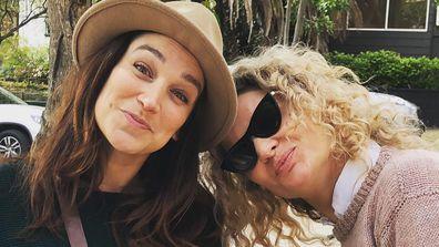 Nicole da Silva and Danielle Cormack