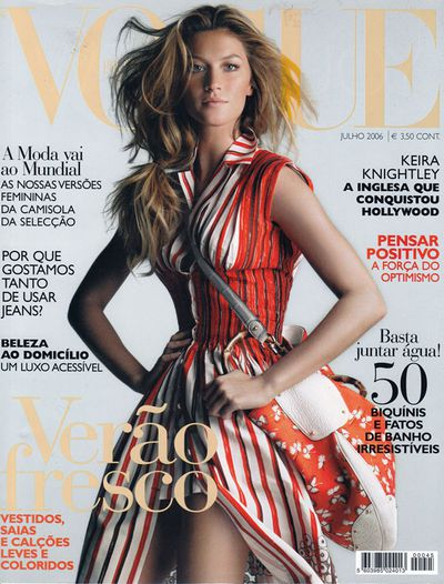 Vogue Portugal July 2006 by Patrick Demarchelier