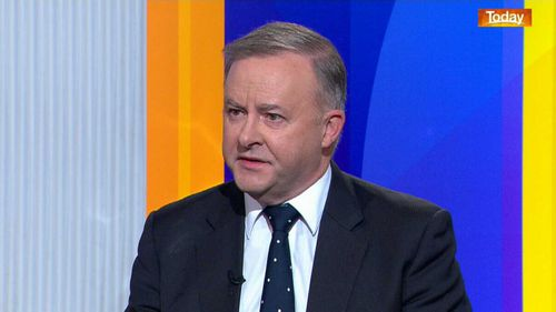 Anthony Albanese criticised the government for its response to the AFP raids on media offices and a journalist's home.