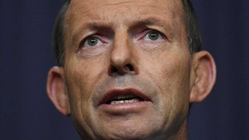 Abbott determined to see out full term