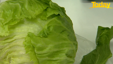 We also looked at how fresh lettuce held up.