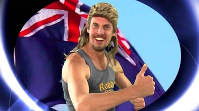 "Bogan YouTube star ""Robbo Da Yobbo"" was trademarked in 2009 by owner Haydn Mitchell."