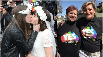 City of Sydney to offer free same-sex weddings if 'yes' vote wins