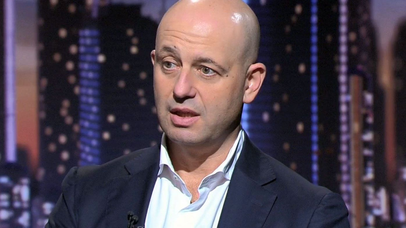 'We've got to change': NRL boss Todd Greenberg pushes for relocation