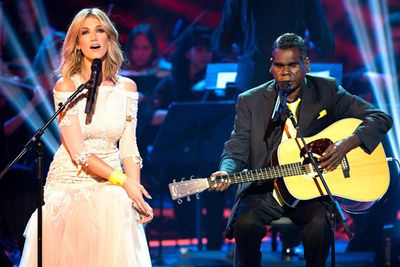 """Delta and Gurrumul's duet during National Reconciliation Week stayed with viewers long after the show ended. A week later, it hit number one on iTunes.<br/><br/><b><a href=""""http://www.thevoice.com.au/"""">For the latest updates, visit The Voice official website.</a></b>"""