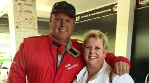Mark Broadhead died after a battle with cancer. (Supplied)