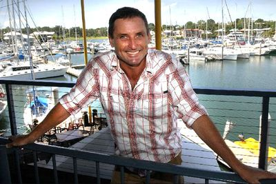 <i><b>Aussie larrikin</b></i><br/><br/><b>Best known for:</b> His work as a presenter on <i>Getaway</i> (he was once busted making not-so-friendly remarks about his co-host Catriona Rowntree. Oops!).