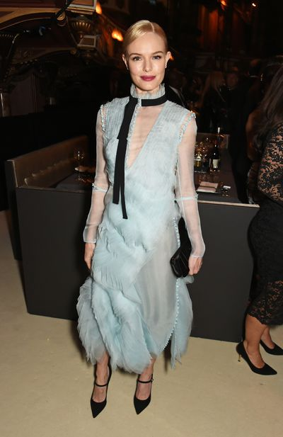 The London Coliseum welcomed designers, models and style stars for the annual British Fashion Awards overnight. The event honours the cream of the UK fashion industry, so it was only natural that the Northern Hemisphere's best-dressed were out in force. Click through to see all the winning looks.