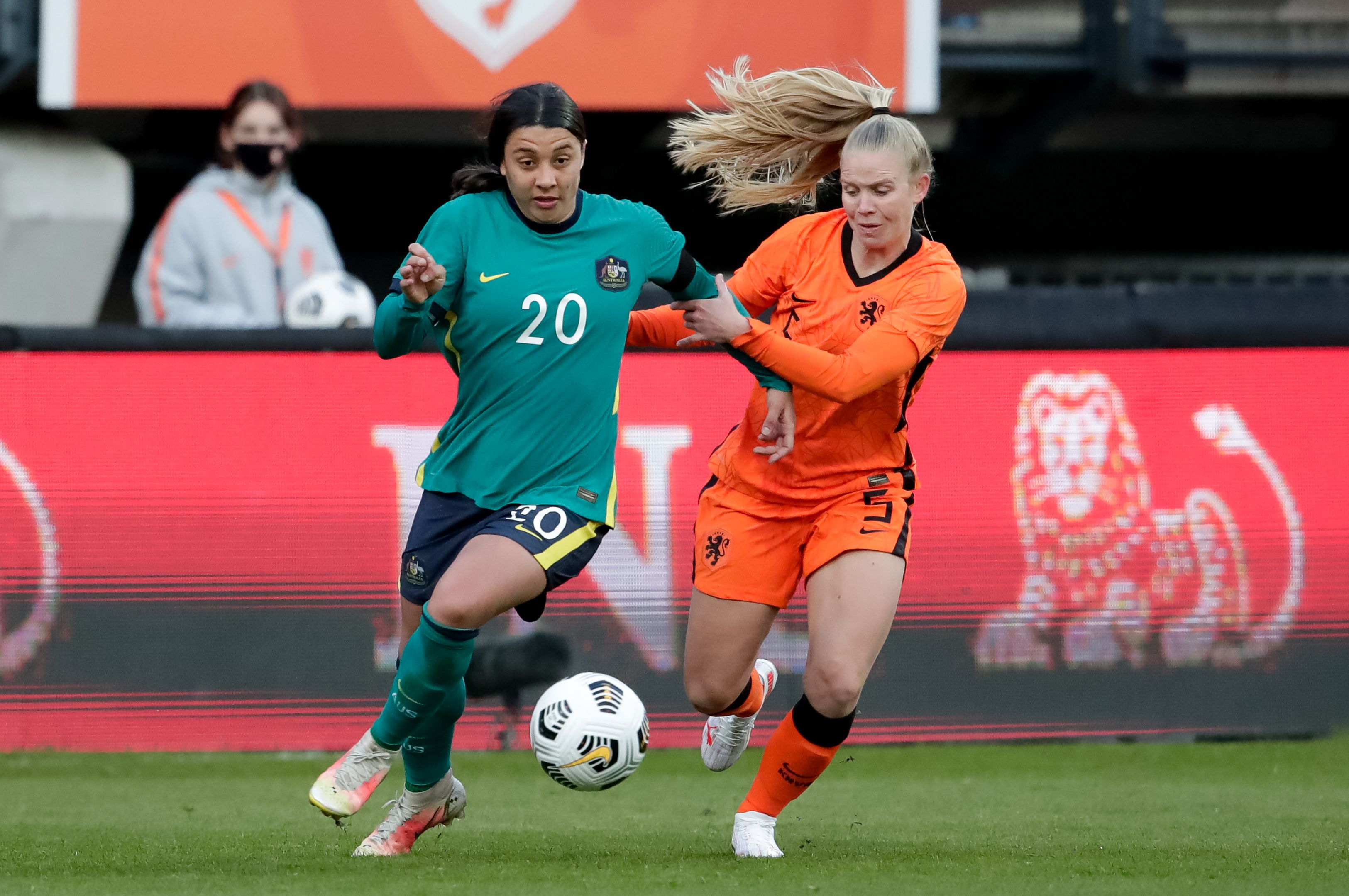 Matildas suffer massive 5-0 defeat to Netherlands in second big loss in a week