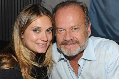 Kelsey Grammer's actress daughter Spencer announced her engagement in 2011, one day after her much-married daddy's divorce and just six weeks after he also announced he was getting wed — to a woman only two years older than his daughter. Awkward! Shortly afterwards Spencer gave birth to son Emmett Emmanuel, making Grammer a grandpa for the first time.