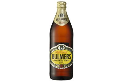 Bulmers Original Cider (500ml): 870kj