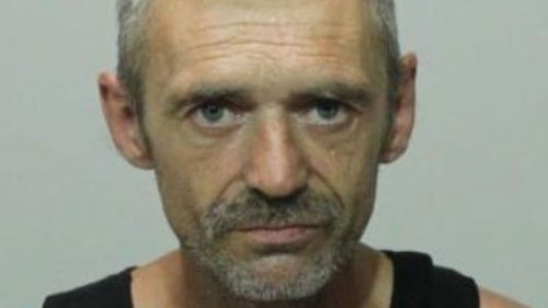 Police are searching for registered sex offender Barry Dettman. (Victoria Police)