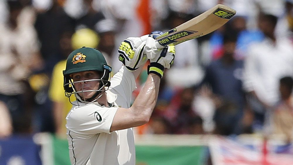 Steve Smith and Glenn Maxwell star before India rally in Ranchi