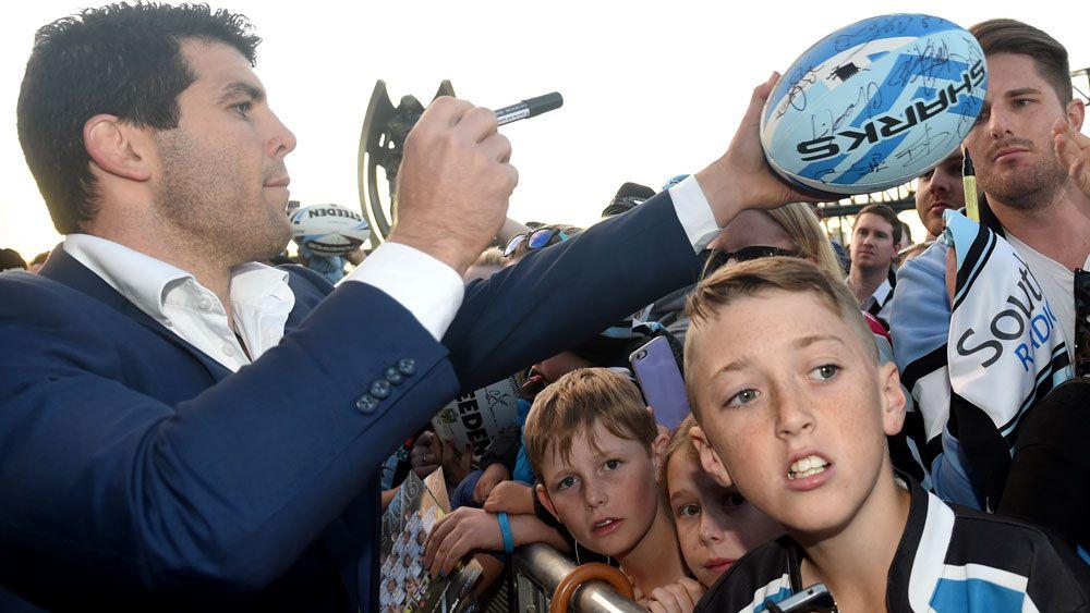 Ennis aims to retire NRL premiership hero