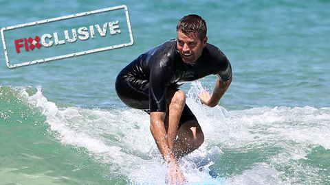 EXCLUSIVE: My Kitchen Rules' Pete Evans breaks silence on nude photos