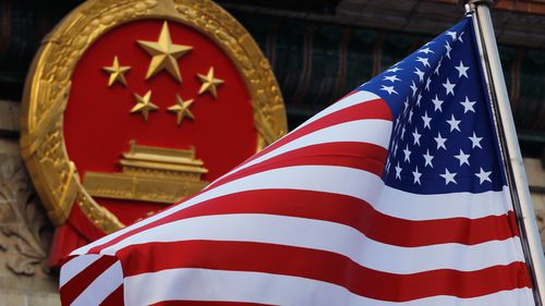 China has criticized a U.S. government report that portrays Beijing as a potential nuclear adversary. (AP)