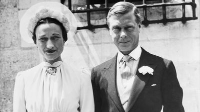 The last time a senior royal married a divorced American
