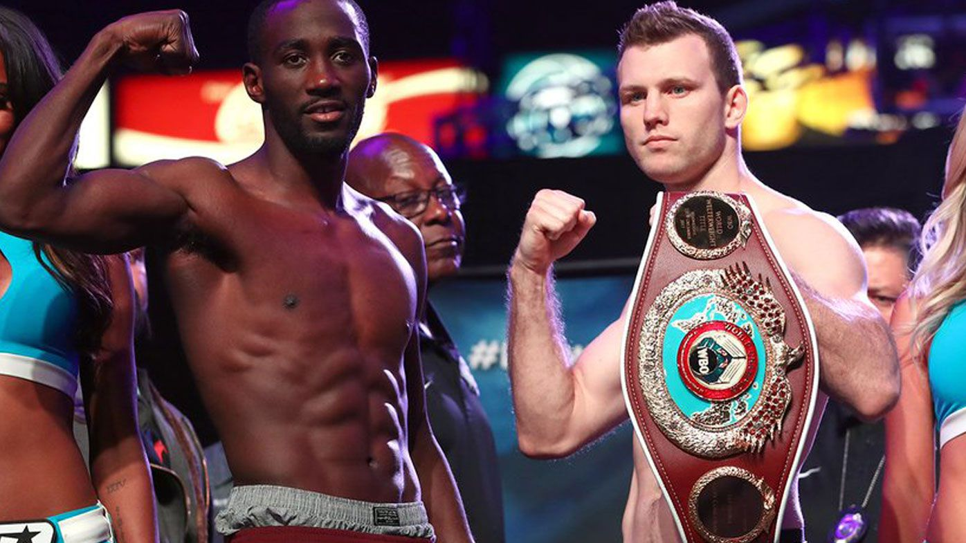 Boxing preview: Jeff Horn vs Terence Crawford in WBO welterweight championship bout