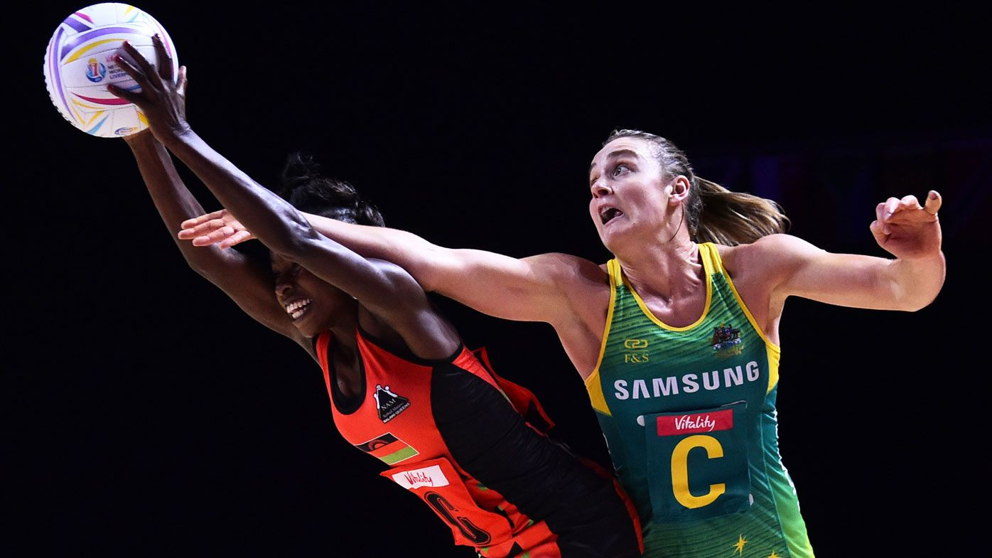 Selection headache looms as Diamonds outshine Malawi at Netball World Cup