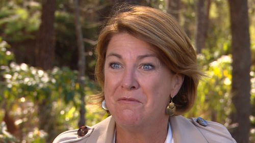 NSW Roads Minister Melinda Pavey said people who sped put everybody at risk.