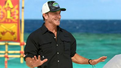 Jeff Probst hosts the long-running show.