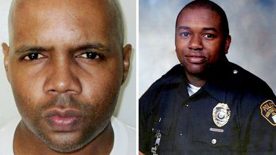'I hate you': Inmate defiant before his execution for killing cop