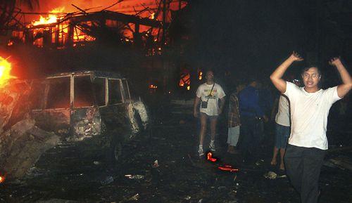 The 2002 Bali bombings killed 202 people, including 88 Australians.