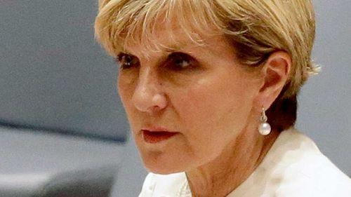 Julie Bishop dismisses Bill Shorten's 'police state' claim over Operation Fortitude farce