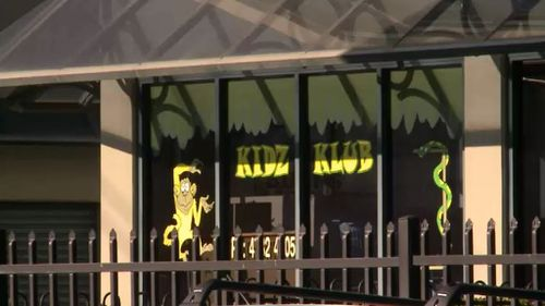 She had been at the Kidz Klub Playland and Cafe in Jamistown when the accident occurred. (9NEWS)