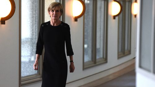 Melbourne Airport security guard fired, three suspended over security screening of Julie Bishop