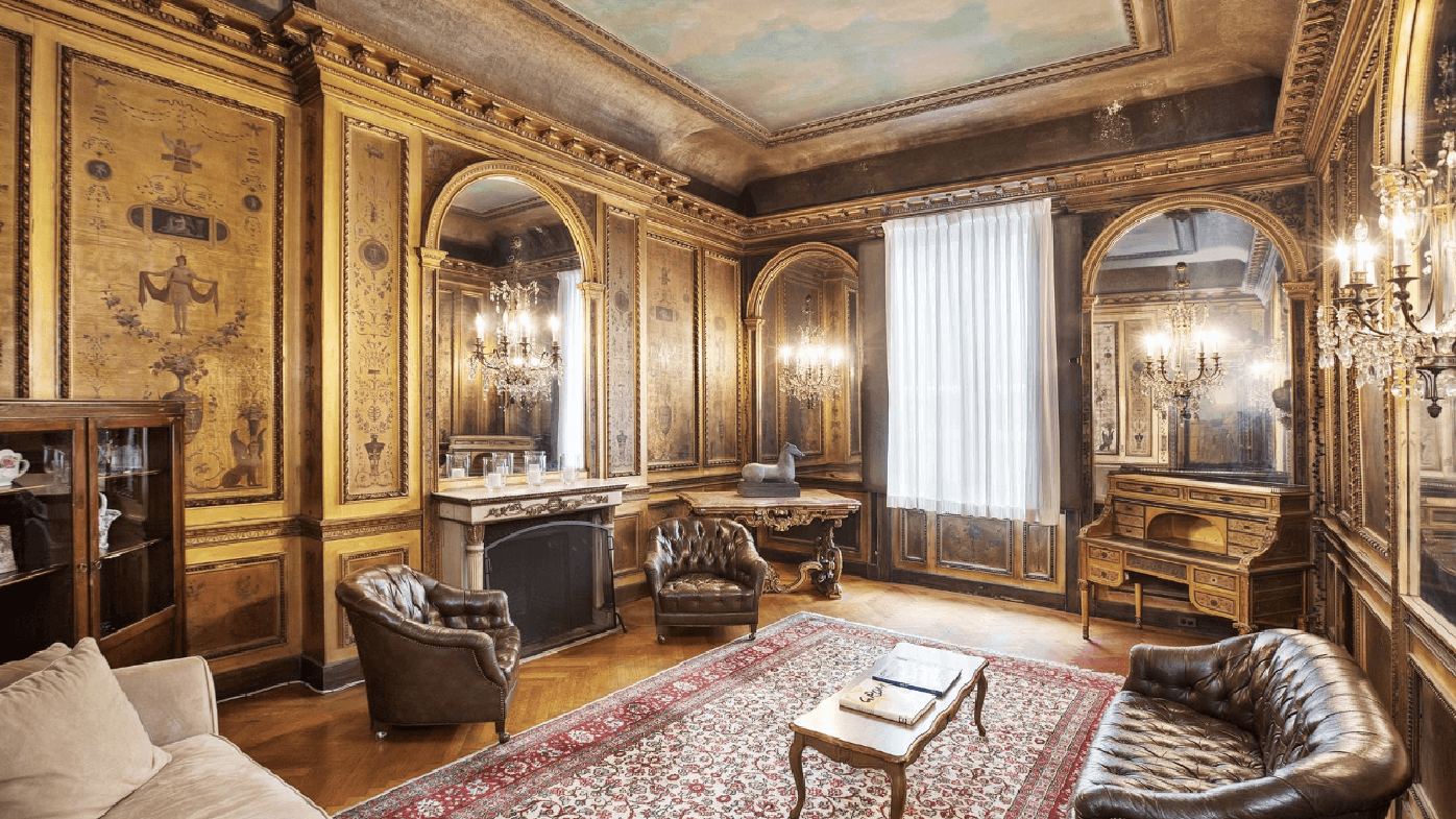 New York City S Last Gilded Age Mansion Up For Sale