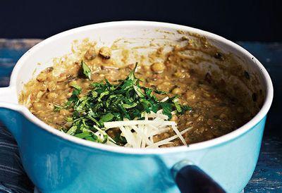 """<a href=""""http://kitchen.nine.com.au/2016/05/05/09/54/anjum-anands-bengal-tiger-lentil-curr"""" target=""""_top"""">Anjum's Bengal tiger lentil curry<br /> <br /> <br /> </a>"""