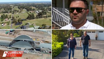 Dozens of Aussie homes to be knocked down for new metro line