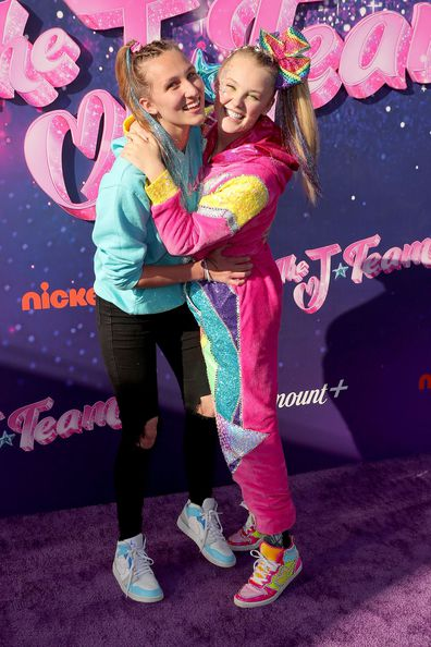 Kylie Prew and JoJo Siwa