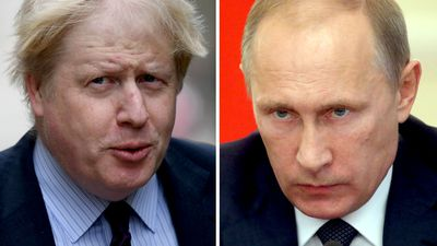 UK accuses Russia of stockpiling a nerve agent