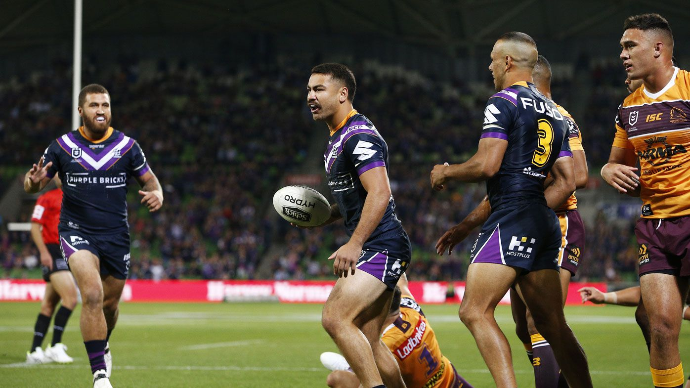 How victory papered over the cracks for Storm in opening round victory