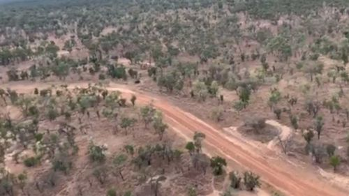 Koolatah Station in Cape York is a massive property, more than 170,000 hectares.