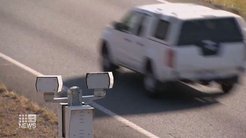 New speed cameras will be introduced at a rate of one every year.