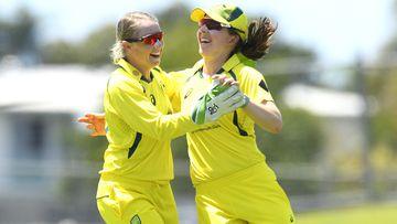 Aussies' incredible ODI streak continues