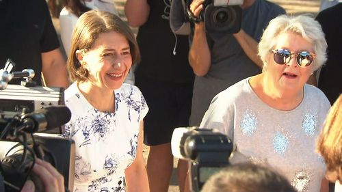 NSW election state politics Gladys Berejiklian Liberal Party