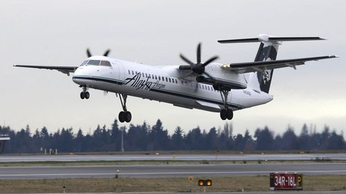 A Horizon Air Q400 like the plane reported stolen. (AP)