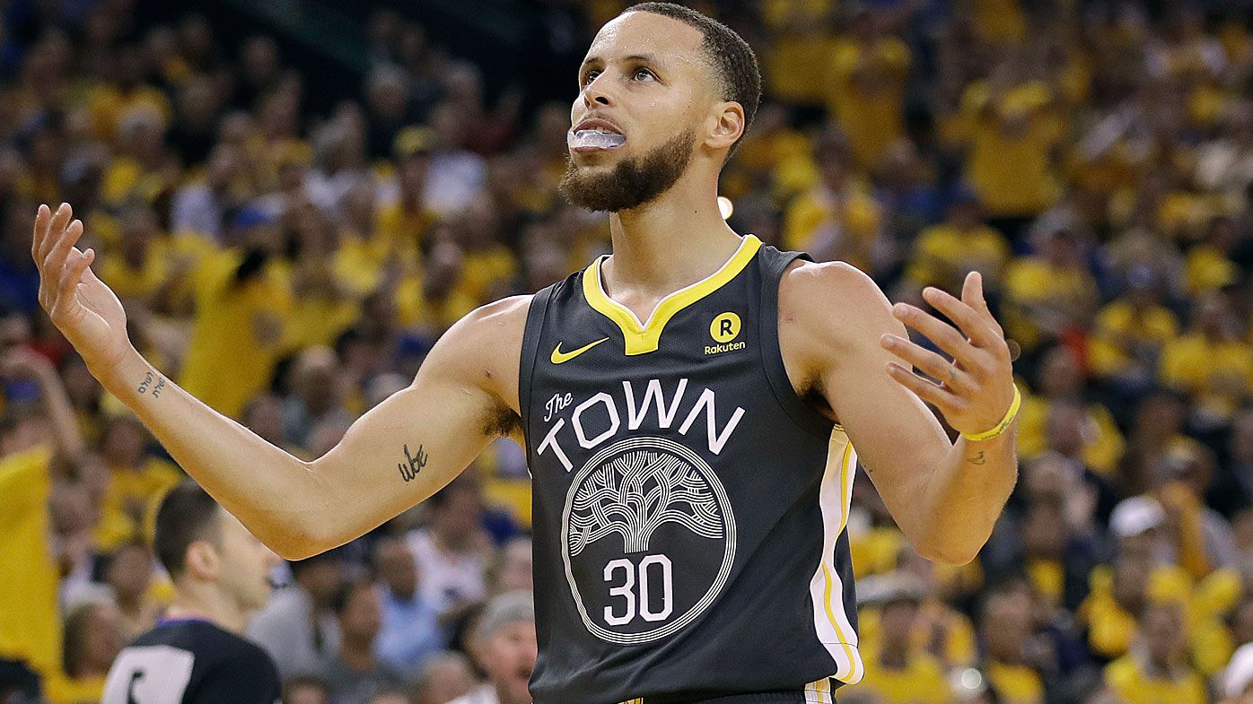 NBA Playoffs: Houston Rockets defeat Golden State Warriors in a nail-biter to level series