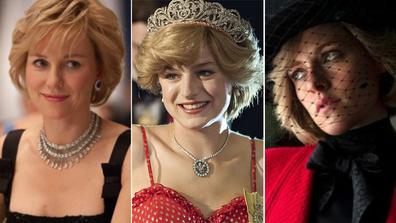 Actresses, played Princess Diana, TV, movies, Naomi Watts, Emma Corrin, Kristen Stewart