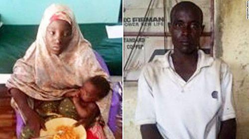 Former 'Boko Haram schoolgirl' still pines for terrorist fighter husband