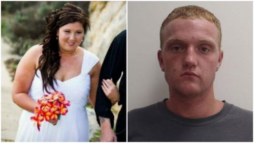 Three men, including Ross James Boag (right) are on trial over the death of Peta Fairhead (left). (9NEWS / AAP)